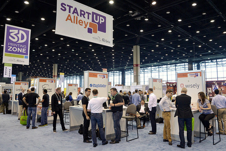 Apply to Exhibit at the 2016 NRA Show Startup Alley | Food Startups | Scoop.it
