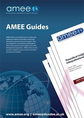 International Association For Medical Education - AMEE Guides | Med Comms | Scoop.it