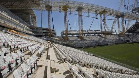 World Cup 2014: Brazilian Officials Say Safety Problems Ignored At São Paulo Stadium   Creiit   Scoop.it