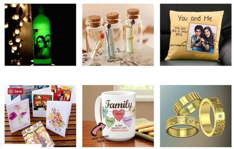 Why Personalised Gifts Rock! | Gifting Ideas | Scoop.it