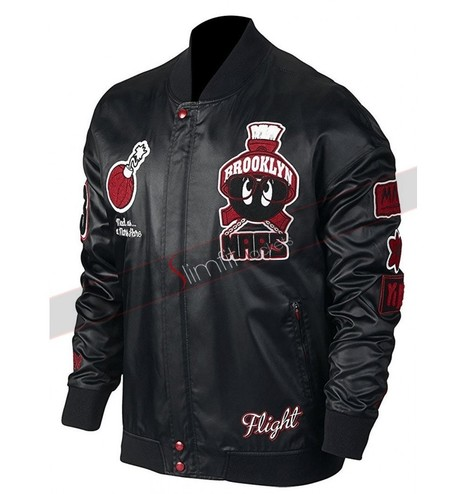The Martian Air Jordan Marvin Bomber Jacket | Never Seen Before - Exclusive Collection | Scoop.it