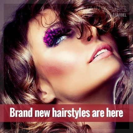 Brand new hairstyles are here | Latest And Trendiest Hairstyling Techniques | Scoop.it