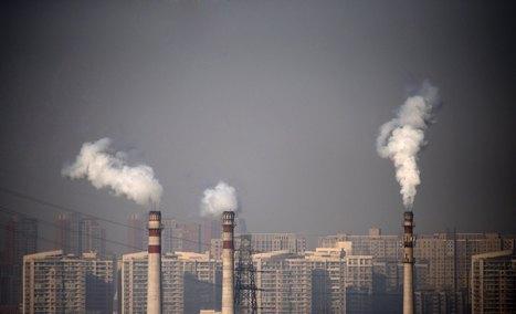 La Chine lance son premier marché carbone | Economie | Scoop.it