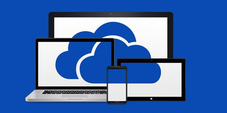 Microsoft Scraps Unlimited OneDrive Storage and Cuts Its Free Offering | ANALYZING EDUCATIONAL TECHNOLOGY | Scoop.it