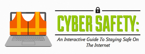 Cyber Safety: An Interactive Guide To Staying Safe On The Internet   Educational Leadership and Technology   Scoop.it