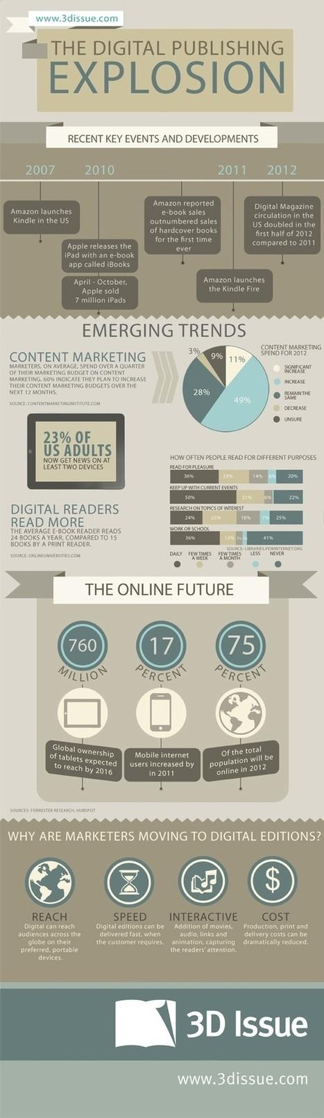 Infographics | Digital | Scoop.it