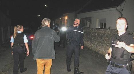 Gréez-sur-Roc : il tue sa compagne et se suicide   Droit   Scoop.it