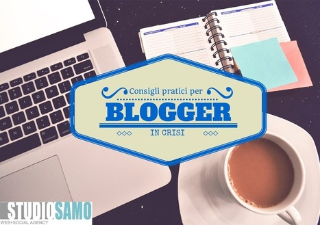 Consigli pratici per blogger in crisi | grammatica e copywriting | Scoop.it