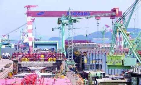 Samsung's shipbuilding, engineering units call off merger | Naval Defence | Scoop.it