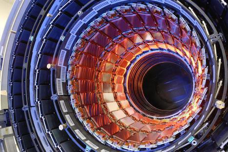 El CERN descubre un nuevo tipo de partícula: el pentaquark. Noticias de Tecnología | GeekNautas | Scoop.it