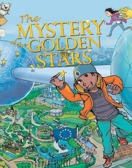 The Mystery of the Golden Stars | Book world | Scoop.it