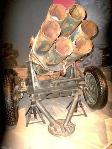15 cm Nebelwerfer 41 – Walk Around   History Around the Net   Scoop.it