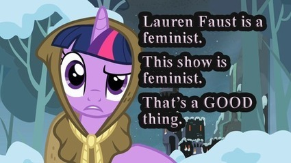 My Little Pony: Misandry is Magic | Fancultures and bronies | Scoop.it