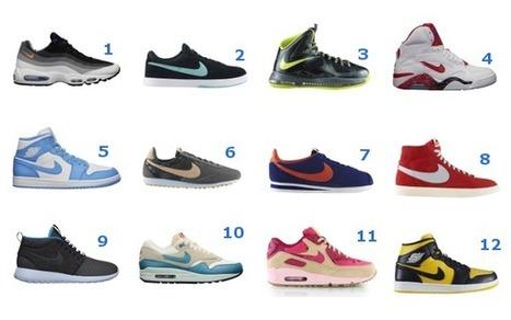 Soldes Nike Store été 2013 : 12 baskets à prix réduits | sneakers-actus.fr | Scoop.it