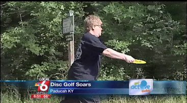 Get Active Today: Disc golf - WPSD Local 6 | Use it, don't lose it! | Scoop.it