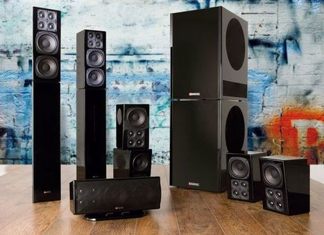 Kreisel Sound Quattro Series 7.2 - Loudspeakers | Ask Marty Tech Stuff | Scoop.it