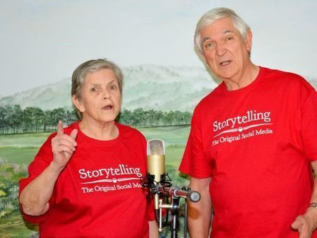 Storytellers spin tales Saturday at Hendersonville library | Tennessee Libraries | Scoop.it
