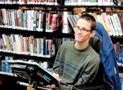 Making a connection: Blount County man sees bright future despite disability - Maryville Daily Times   Australian Disability Enterprise and Disability Employment Stories   Scoop.it
