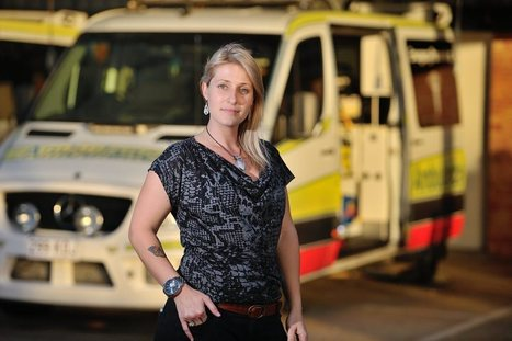 Multiple tragedies inspire woman to become a paramedic ... | OHS within Ambulance Services... allowing Paramedics to continue to serve. | Scoop.it