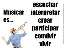 Sin música, ¿hay educación? Ponencia en #ConEuterpe15 | Educacion, ecologia y TIC | Scoop.it
