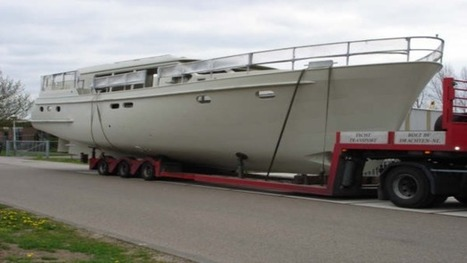Nieuwe sluis maakt Meppel bereikbaar voor zeeschepen | RTV Drenthe | Diekstra Nieuws | Scoop.it