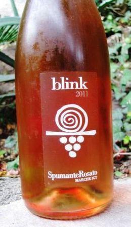 Marche Brut Blink Rosé Sparkling Wine by Colli di Serrapetrona | Wine, history and culture... | Scoop.it