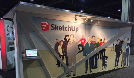 SketchUp at the 2015 AIA National Convention | SketchUp | Scoop.it