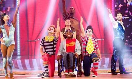 Timéo : la comédie musicale qui ose parler handicap | Veille sur le handicap | Scoop.it