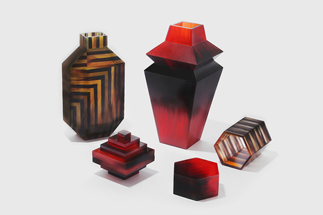 These Beautiful Objects Are Made Of Human Hair | The Jazz of Innovation | Scoop.it