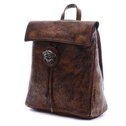 Retro brown leather backpack for women | cross shoulder bag - $198.00 : Notlie handbags, Original design messenger bags and backpack etc | Collection of backpack | Scoop.it