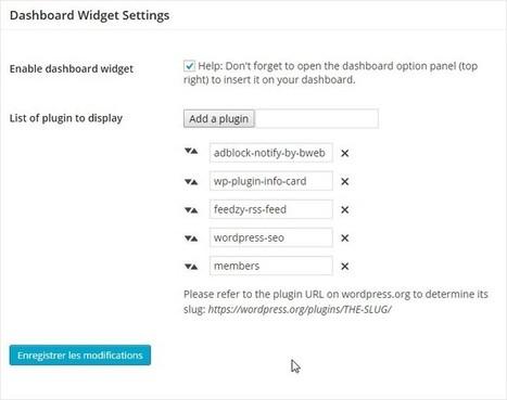 WP Plugin Info Card - Based on WordPress Plugin API | Wordpress pour les noobs comme moi | Scoop.it