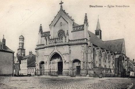 Doullens 30 septembre 1914 - 22ème R.I.T. | Tables à poussière | Scoop.it