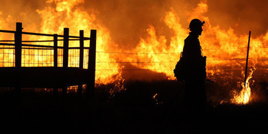 Hotter planet fuels wildfires | New Zealand Herald | CALS in the News | Scoop.it