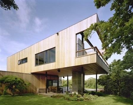 [Montauk, New York, USA] Bluff House / Robert Young | The Architecture of the City | Scoop.it