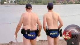 UVioO - Beach Police   Humor   Scoop.it
