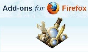 Nouveau support d'extensions pour Firefox | Actualités de l'open source | Scoop.it
