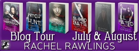Diane's Book Blog: The Maurin Kincaide Series by Rachel Rawlings: Character Interview   Books   Scoop.it