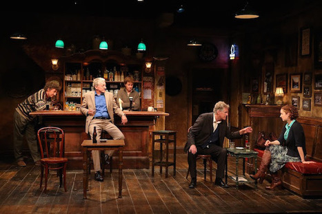 Theater Review (NYC Off-Broadway): 'The Weir' by Conor McPherson at the Irish Repertory Theatre | The Irish Literary Times | Scoop.it