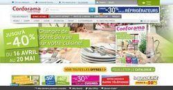 Le nouveau site e-commerce Conforama.fr est très tourné… vers le magasin | OmniChannel Commerce | Scoop.it