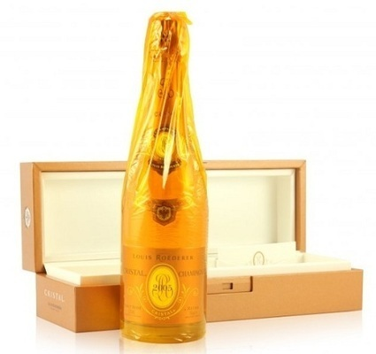 Cristal and Dom Pérignon are both being sold through the National Rifle Association Wine Club. | Vitabella Wine Daily Gossip | Scoop.it