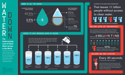 How to Use Infographics to Sell Your Cause | digital marketing | Scoop.it