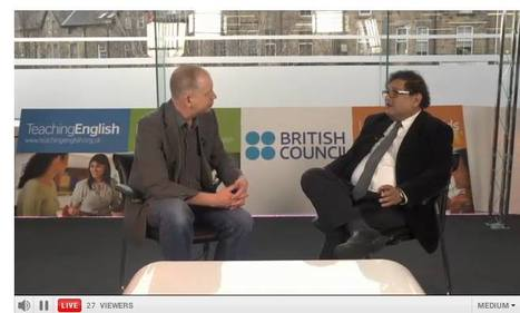 Interview with Sugata Mitra | Nik Peachey | Scoop.it