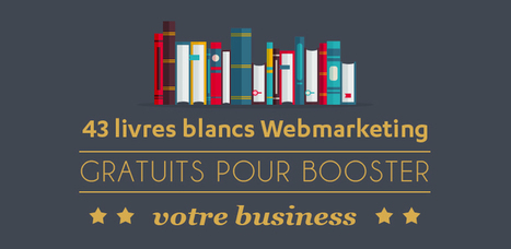 Les 43 Livres Blancs sur le WebMarketing | Entrepreneurs du Web | Scoop.it