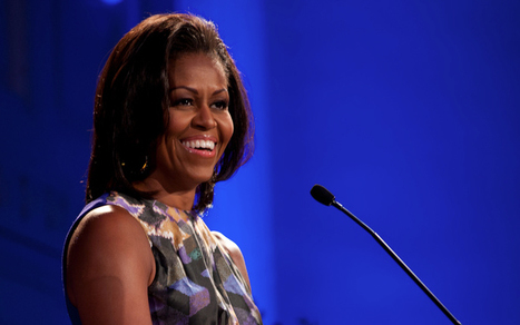 Michelle Obama Joins Pinterest | Interesting Reading | Scoop.it