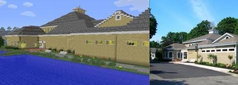 Une bibliothèque virtuelle sur Minecraft pour attirer les plus jeunes | Jeux - Fab Lab et participatif en Bib | Scoop.it