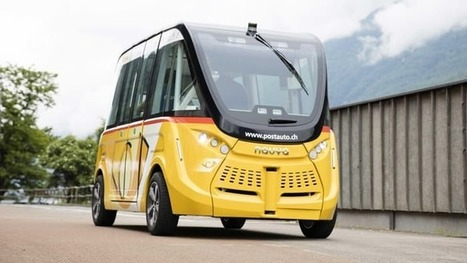 Autonomous buses hit the road in Switzerland | Knowmads, Infocology of the future | Scoop.it