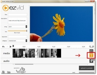 Ezvid : Free Video Maker, Editor, Slideshow Maker for YouTube | Time to Learn | Scoop.it