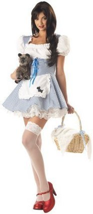 Halloween 2013 California Costume Women's Adult-Storybook Sweetheart, Blue/White, L (10-12) from California Costumes Sales $ Deals | Halloween Costumes 2013 | Scoop.it