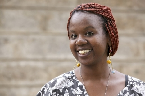 Sitawa Wafula: Mental Health Activist and Social Entrepreneur - Kenya | Ogunte | Women Social Innovators | Scoop.it