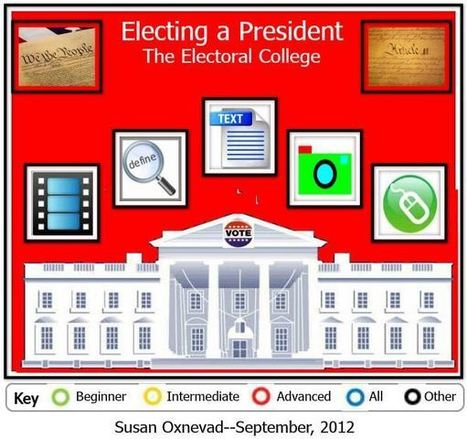 Cool Tools for 21st Century Learners: Electing a President - An Interactive Graphic | Cool Tools for 21st Century Learners | Scoop.it